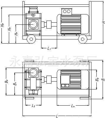 结构图:   性能参数:       型号       口径       (mm)
