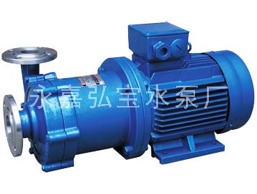 CQ型不�袗�磁力驅動泵